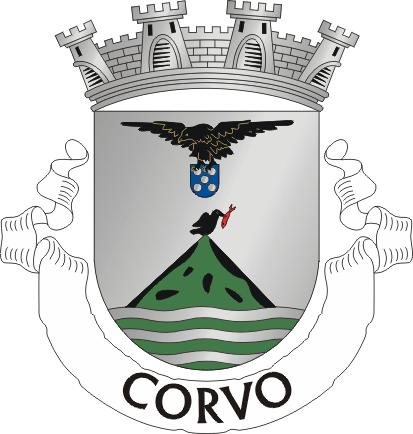 Logotipo Câmara Municipal do Corvo