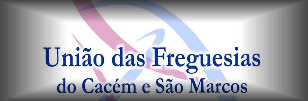 Logotipo União das Freguesias de Cacém e São Marcos
