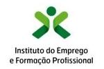 Logotipo Serviços e apoios do IEFP no âmbito do Emprego