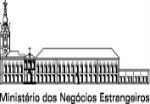 Logotipo Secretaria-Geral do Ministério dos Negócios Estrangeiros