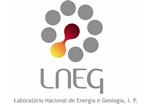 Logotipo Laboratório Nacional de Energia e Geologia