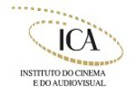 Logotipo Instituto do Cinema e do Audiovisual