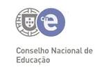 Logotipo Conselho Nacional de Educação
