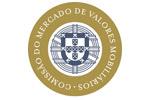 Logotipo Comissão do Mercado de Valores Mobiliários