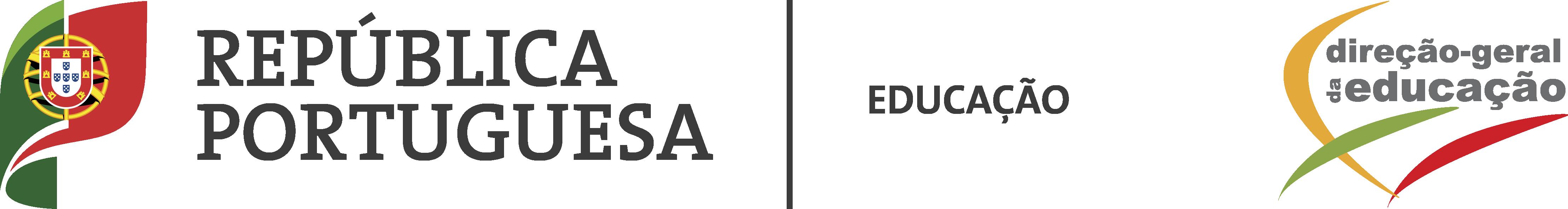 Logotipo Direção-Geral da Educação