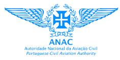 Logotipo Autoridade Nacional da Aviação Civil - ePortugal.gov.pt