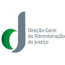 Logotipo Direção-Geral da Administração da Justiça
