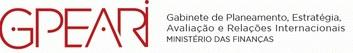 Logotipo Gabinete de Planeamento, Estratégia, Avaliação e Relações Internacionais