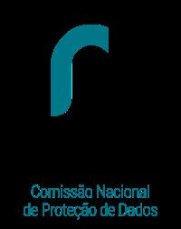 Logotipo Comissão Nacional de Proteção de Dados