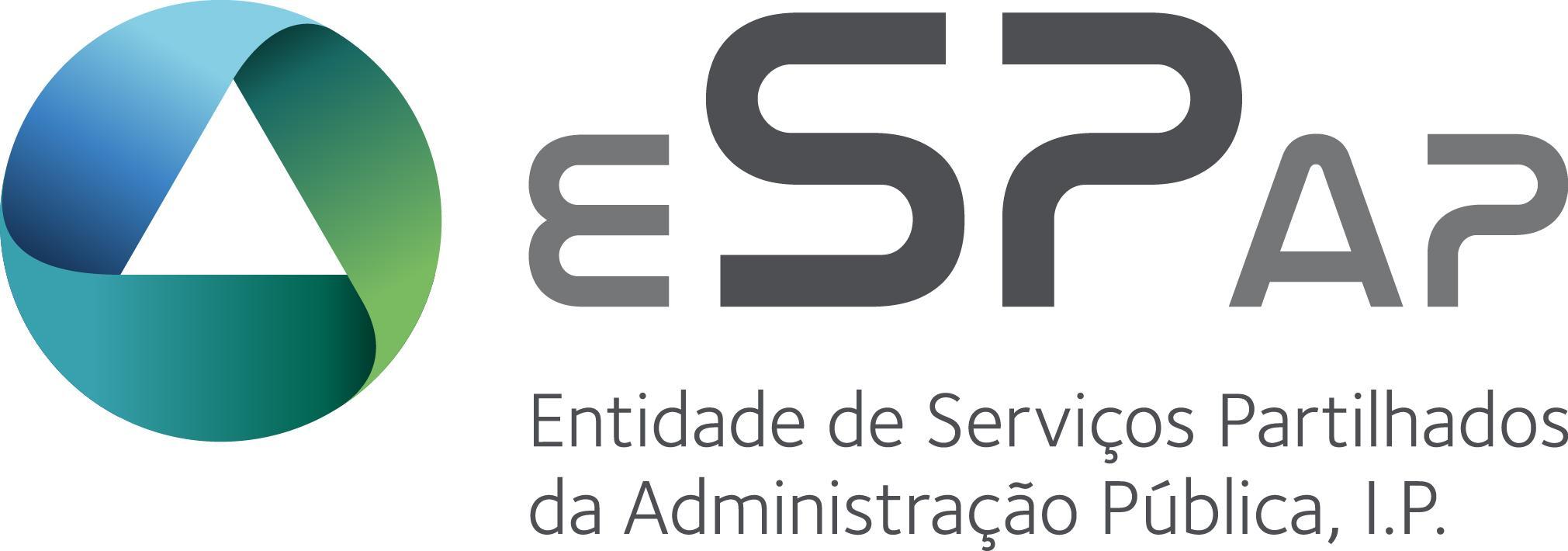 Logotipo Entidade de Serviços Partilhados da Administração Pública - ePortugal.gov.pt