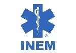 Logotipo Instituto Nacional de Emergência Médica