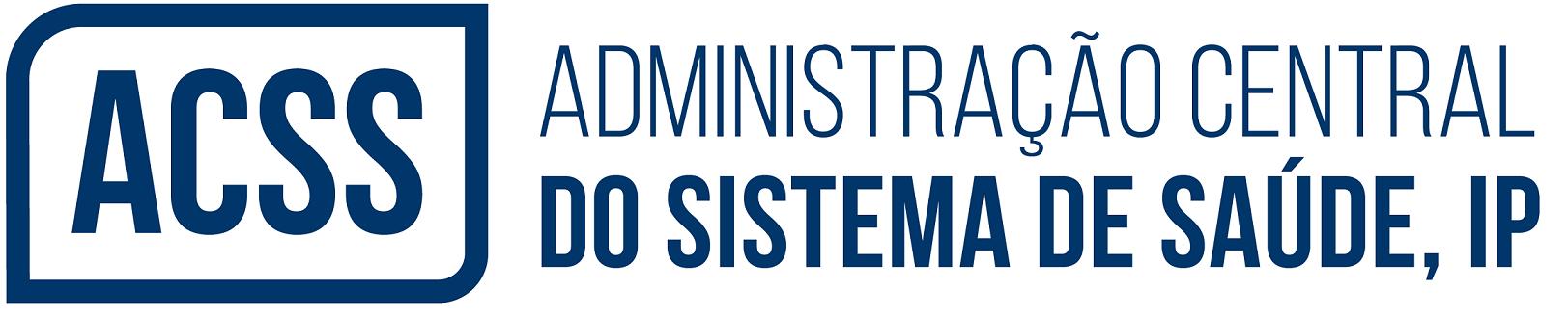 Logotipo Administração Central do Sistema de Saúde