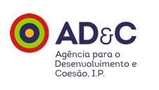 Logotipo Agência para o Desenvolvimento e Coesão