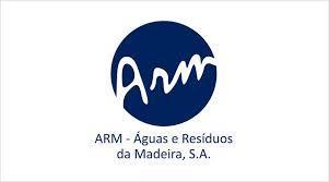 Logotipo ARM - Águas e Resíduos da Madeira, S.A.