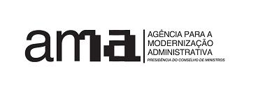 Logotipo Agência para a Modernização Administrativa