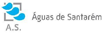 Logotipo AS - Empresa das Águas de Santarém, E.M., S.A.