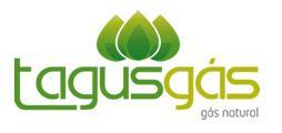 Logotipo Tagusgás SA
