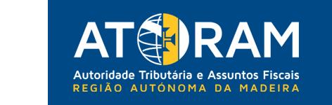 Logotipo Autoridade Tributária e Assuntos Fiscais da Região Autónoma da Madeira