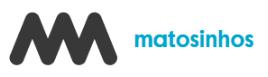 Logotipo Câmara Municipal de Matosinhos
