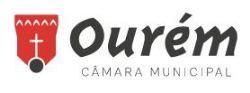Logotipo Câmara Municipal de Ourém