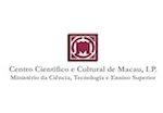 Logotipo Centro Científico e Cultural de Macau