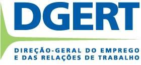 Logotipo Direção-Geral do Emprego e das Relações de Trabalho