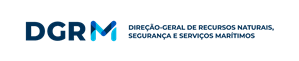 Logotipo Direção-Geral de Recursos Naturais, Segurança e Serviços Marítimos
