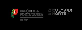 Logotipo Direção Regional de Cultura do Norte