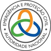 Logotipo Autoridade Nacional de Emergência e Proteção Civil