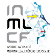 Logotipo Instituto Nacional de Medicina Legal e Ciências Forenses