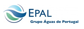 Logotipo Empresa Portuguesa das Águas Livres