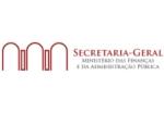 Logotipo Secretaria-Geral do Ministério das Finanças