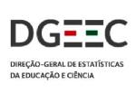 Logotipo Direção-Geral de Estatísticas da Educação e Ciência