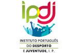 Logotipo Marcar a consulta de saúde juvenil no IPDJ