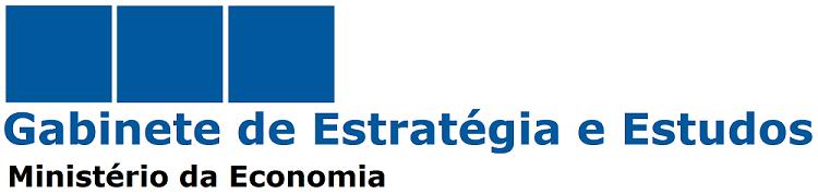 Logotipo Estudos e estatísticas sobre setores económicos – consulta