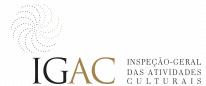 Logotipo IGAC – Inspeção-geral das Atividades Culturais