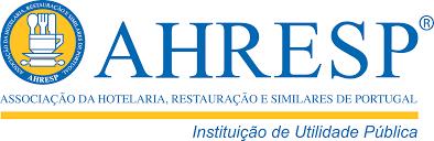Logotipo AHRESP - Associação da Hotelaria, Restauração e Similares de Portugal