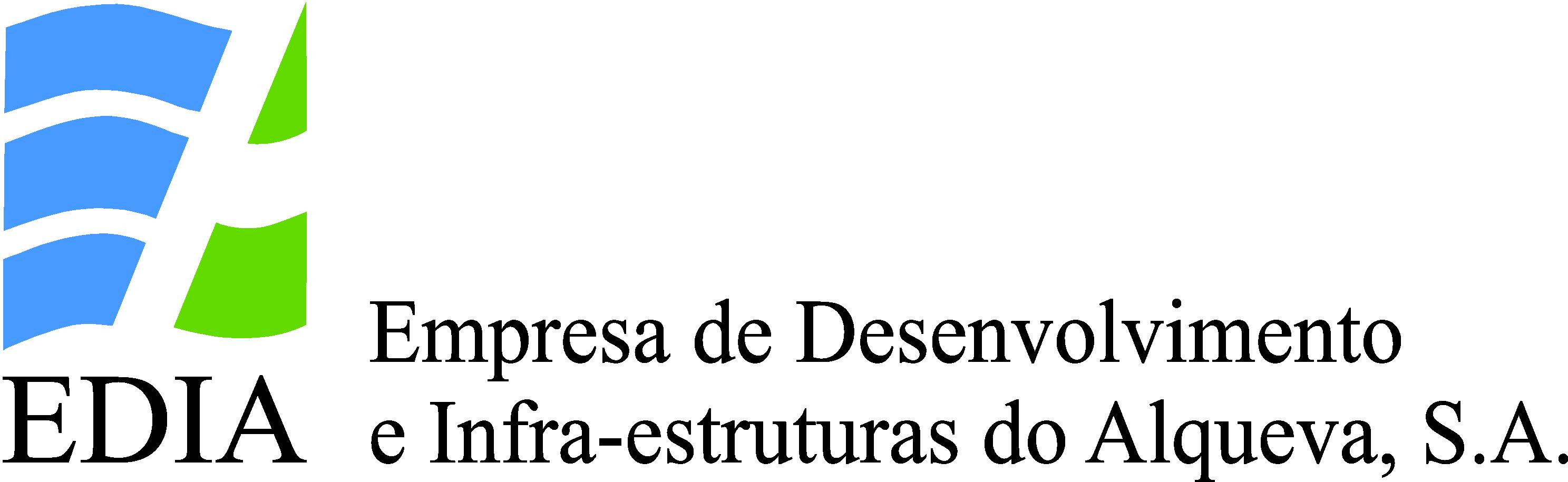 Logotipo EDIA - Empresa de Desenvolvimento e Infraestruturas do Alqueva, S.A. - ePortugal.gov.pt