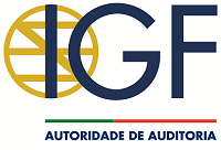 Logotipo IGF – Autoridade de Auditoria